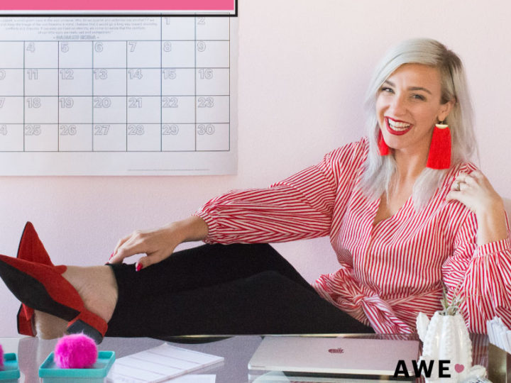Awesome with Alison Ep. 36: Up your game: taking things to the next level!